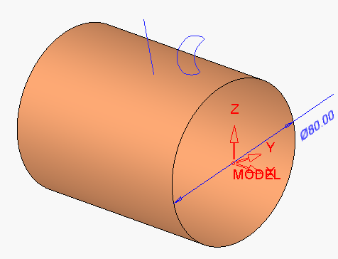 Cimatron 如何实现缠绕加工