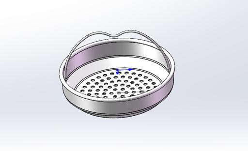 solidworks 建模 ——绘制草图  抽壳  填充阵列(教程16 附视频)