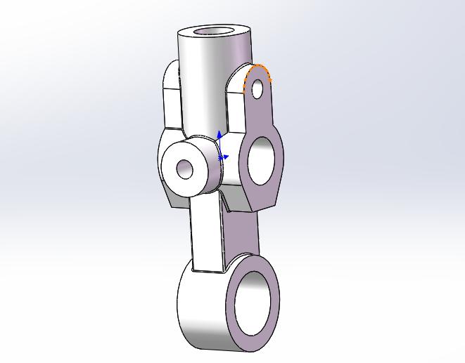 solidworks 建模—— 草图绘制 拉伸凸台 拉伸切除(30附视频)