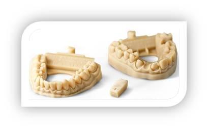 牙模五轴加工