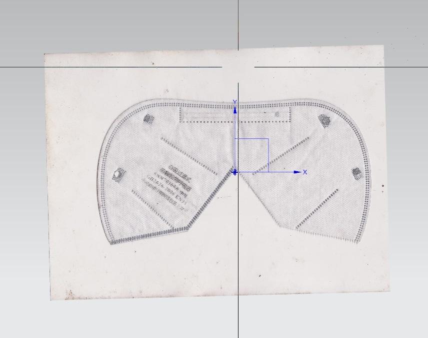 UG NX  网红口罩辊建模