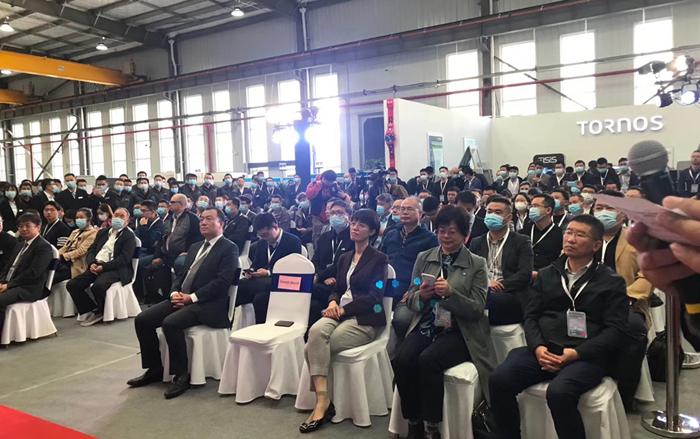 瑞士TORNOS集团在西安新工厂举行了开业庆典