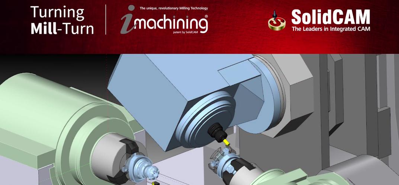 SolidCAM车铣复合加工