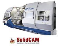 SolidCAM与WFL的结合
