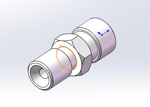 solidworks 建模—— 草图绘制 旋转凸台 异型孔向导(46 附视频)
