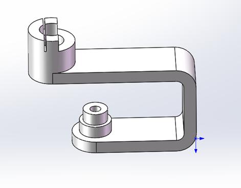 solidworks 建模—— 草图绘制 拉伸凸台 拉伸切除(38附视频)