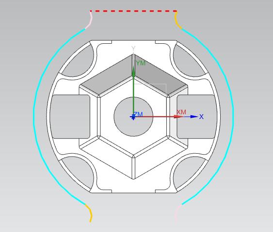 NX编程教程 案例三(4) 创建刀具 实体轮廓 3D 固定轮廓铣(17附视频 )