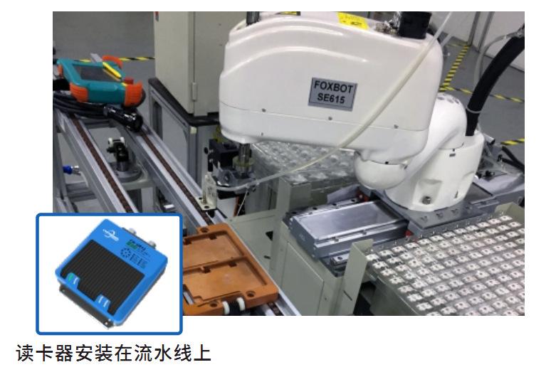 RFID自动化精密刀具管理Modbus TCP工业以太网读写头CK-FR08-E00标签数据的更改