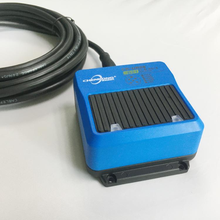 机械手数据采集EtherNet/IP以太网PLC超高频传感器CK-UR08-E01应用案例